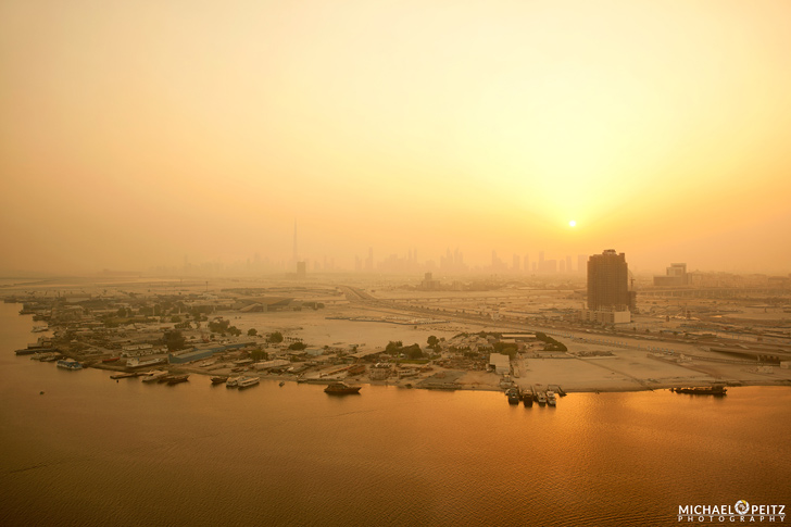 Dubai Sundown