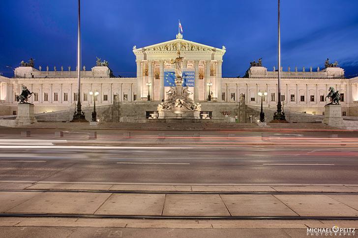 Wiener Parlament