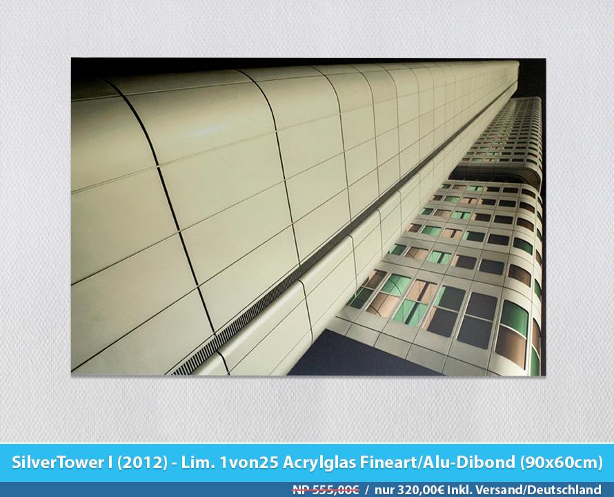 Bildershop Frankfurt - 005 Silvertower I