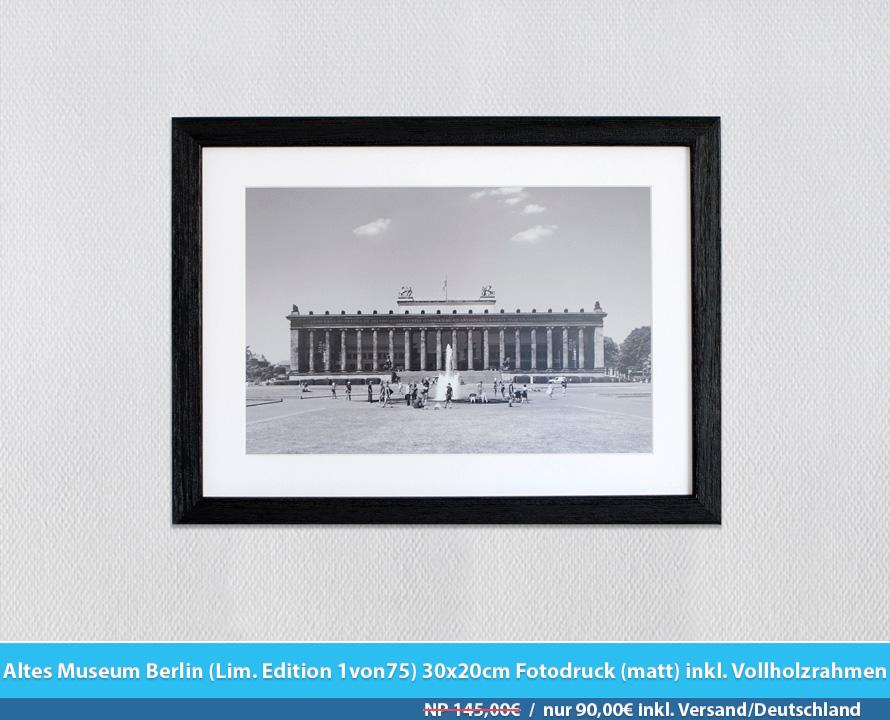 Bildershop Frankfurt - 006 Altes Museum Berlin